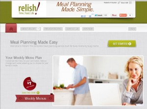 relish! Meal Planning Blogger Opportunity