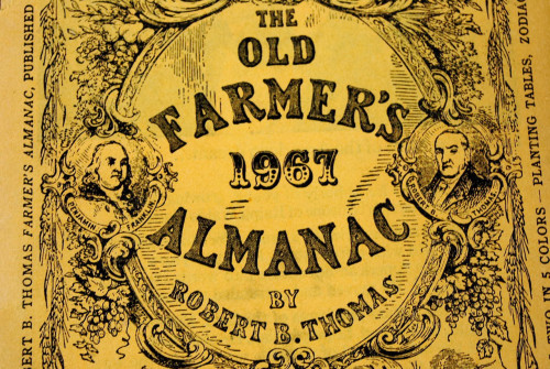 Aug 20, · Well, the Old Farmer's Almanac (not to be confused with the Farmer's Almanac) has just released their long-range winter weather forecast for the /19 season. Similar to the NOAA forecast recently released, the Old Farmer's Almanac is calling for an El Niño season to bring warmer temperatures across most of North America this winter.