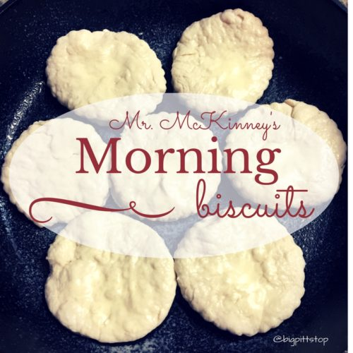 Mr. McKinney's Morning Biscuits arkansaswomenbloggers.com